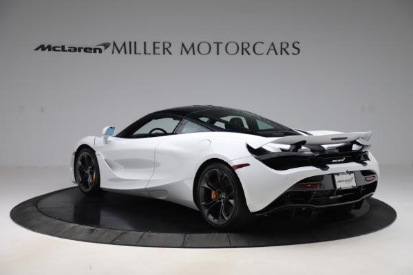 New 2020 McLaren 720S Coupe for sale $327,370 at Alfa Romeo of Westport in Westport CT 06880 3