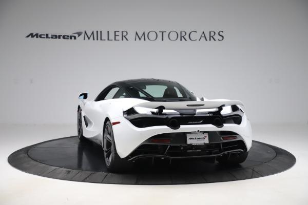 New 2020 McLaren 720S Coupe for sale $327,370 at Alfa Romeo of Westport in Westport CT 06880 4