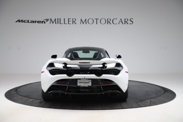 New 2020 McLaren 720S Coupe for sale $327,370 at Alfa Romeo of Westport in Westport CT 06880 5