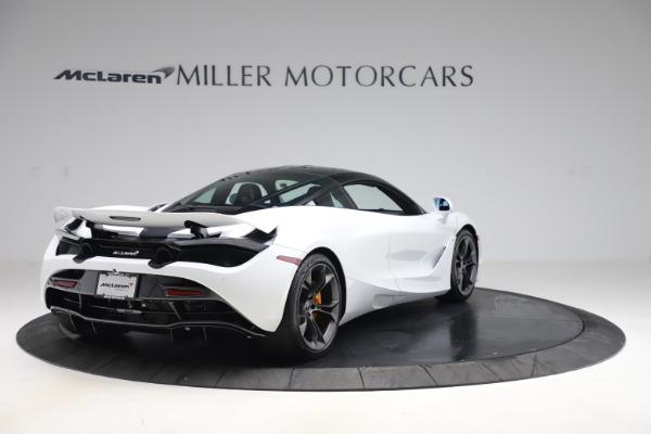 New 2020 McLaren 720S Coupe for sale $327,370 at Alfa Romeo of Westport in Westport CT 06880 6