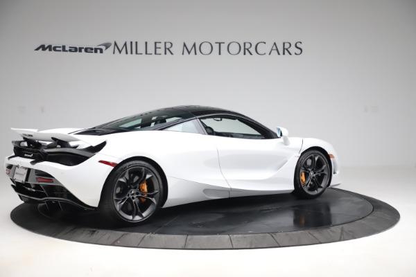 New 2020 McLaren 720S Coupe for sale $327,370 at Alfa Romeo of Westport in Westport CT 06880 7