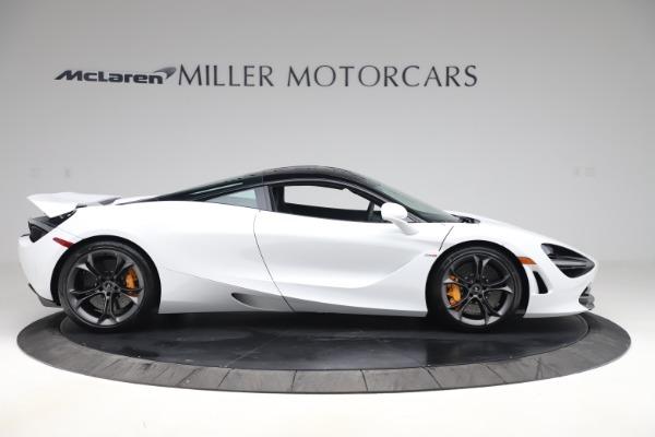 New 2020 McLaren 720S Coupe for sale $327,370 at Alfa Romeo of Westport in Westport CT 06880 8