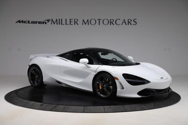 New 2020 McLaren 720S Coupe for sale $327,370 at Alfa Romeo of Westport in Westport CT 06880 9