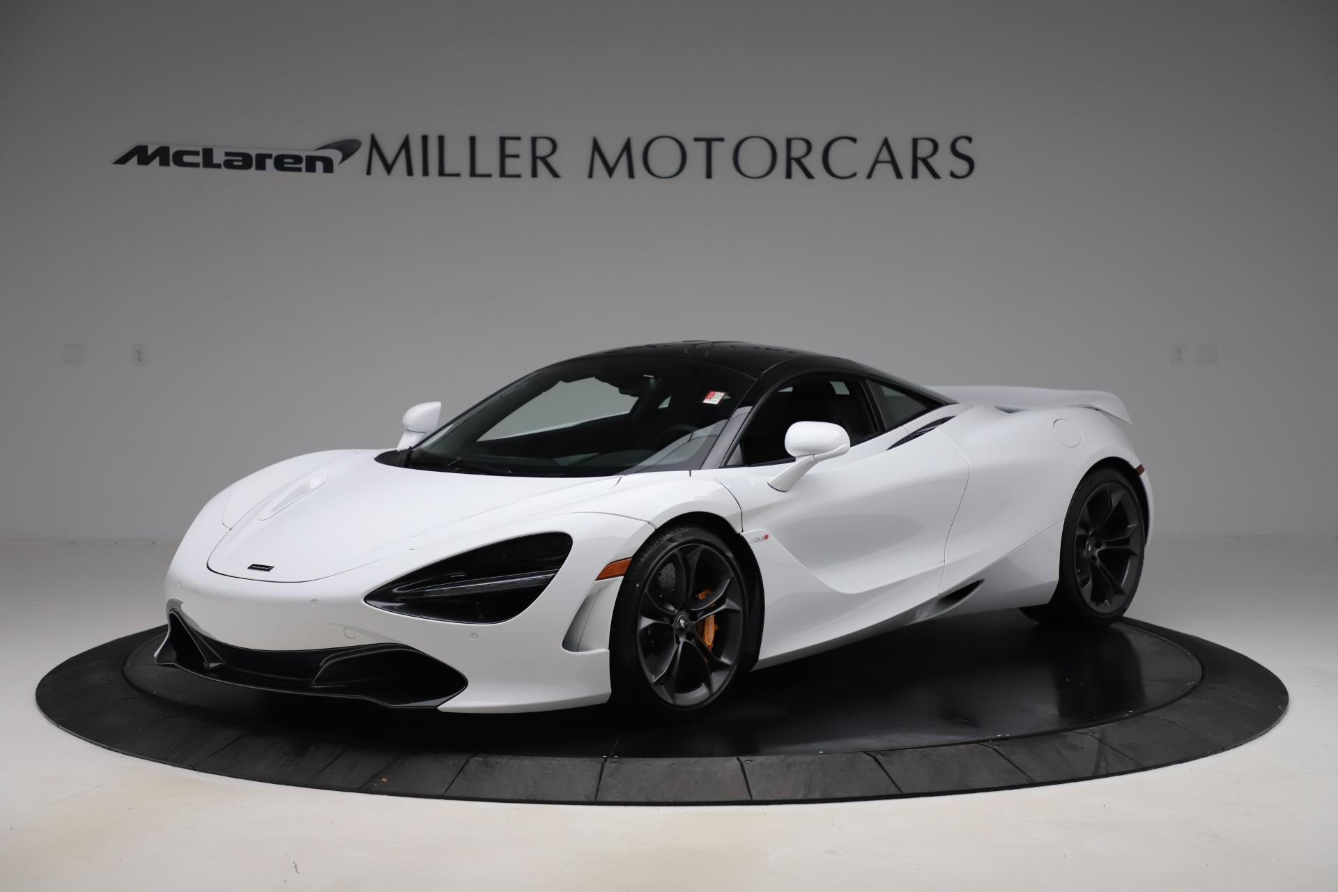 New 2020 McLaren 720S Coupe for sale $327,370 at Alfa Romeo of Westport in Westport CT 06880 1