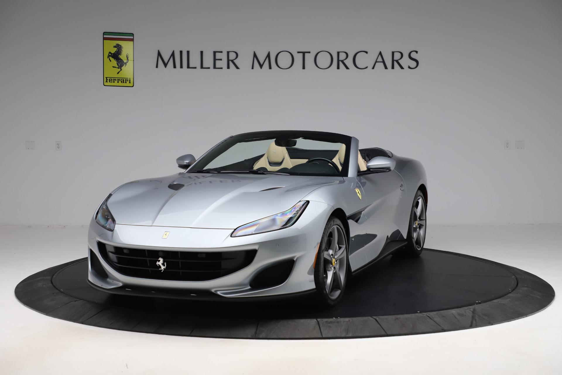 Used 2019 Ferrari Portofino for sale $231,900 at Alfa Romeo of Westport in Westport CT 06880 1
