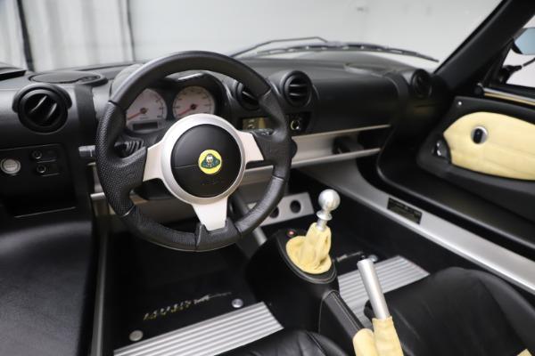 Used 2007 Lotus Elise Type 72D for sale $39,900 at Alfa Romeo of Westport in Westport CT 06880 17