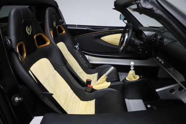 Used 2007 Lotus Elise Type 72D for sale $39,900 at Alfa Romeo of Westport in Westport CT 06880 24