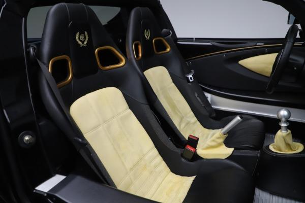 Used 2007 Lotus Elise Type 72D for sale $39,900 at Alfa Romeo of Westport in Westport CT 06880 25