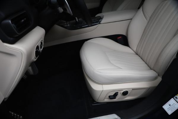 New 2020 Maserati Levante S Q4 GranLusso for sale $97,335 at Alfa Romeo of Westport in Westport CT 06880 15