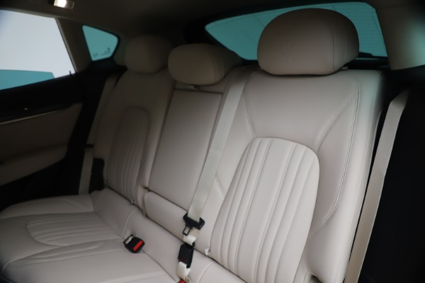 New 2020 Maserati Levante S Q4 GranLusso for sale $97,335 at Alfa Romeo of Westport in Westport CT 06880 18