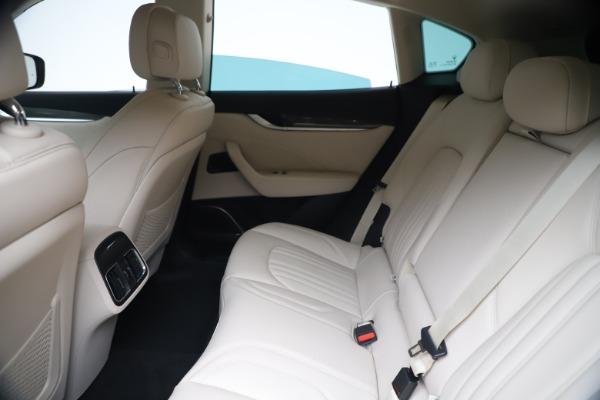 New 2020 Maserati Levante S Q4 GranLusso for sale $97,335 at Alfa Romeo of Westport in Westport CT 06880 19