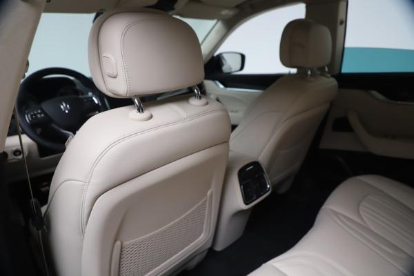 New 2020 Maserati Levante S Q4 GranLusso for sale $97,335 at Alfa Romeo of Westport in Westport CT 06880 20