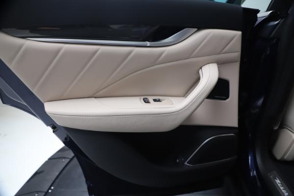 New 2020 Maserati Levante S Q4 GranLusso for sale $97,335 at Alfa Romeo of Westport in Westport CT 06880 21