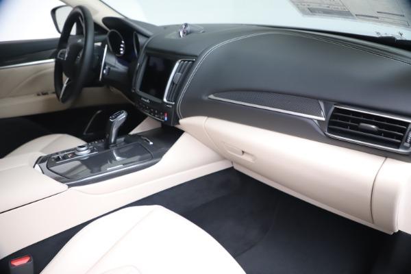 New 2020 Maserati Levante S Q4 GranLusso for sale $97,335 at Alfa Romeo of Westport in Westport CT 06880 22