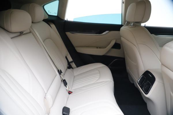 New 2020 Maserati Levante S Q4 GranLusso for sale $97,335 at Alfa Romeo of Westport in Westport CT 06880 27