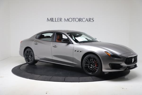 New 2020 Maserati Quattroporte S Q4 GranSport for sale $120,285 at Alfa Romeo of Westport in Westport CT 06880 10