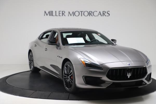 New 2020 Maserati Quattroporte S Q4 GranSport for sale $120,285 at Alfa Romeo of Westport in Westport CT 06880 11