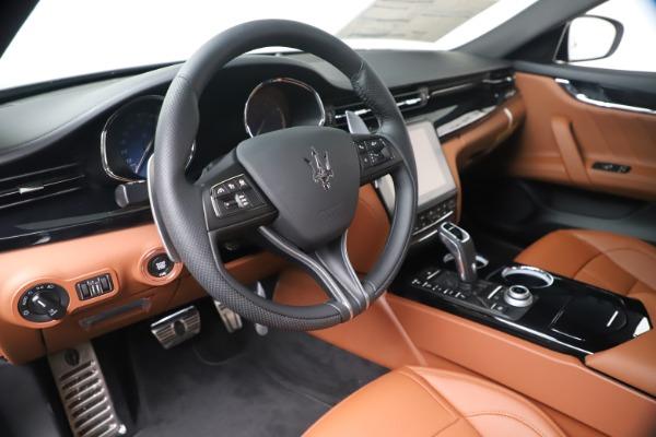 New 2020 Maserati Quattroporte S Q4 GranSport for sale $120,285 at Alfa Romeo of Westport in Westport CT 06880 13