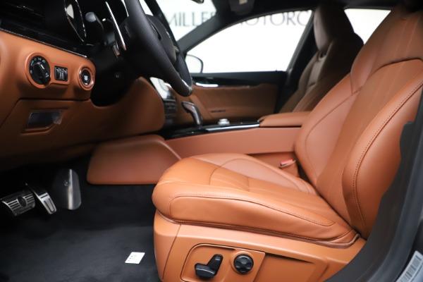 New 2020 Maserati Quattroporte S Q4 GranSport for sale $120,285 at Alfa Romeo of Westport in Westport CT 06880 14