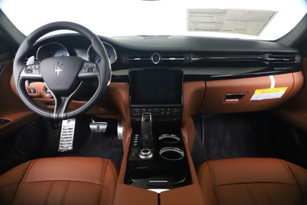 New 2020 Maserati Quattroporte S Q4 GranSport for sale $120,285 at Alfa Romeo of Westport in Westport CT 06880 16