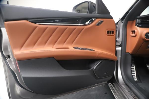 New 2020 Maserati Quattroporte S Q4 GranSport for sale $120,285 at Alfa Romeo of Westport in Westport CT 06880 17