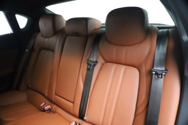 New 2020 Maserati Quattroporte S Q4 GranSport for sale $120,285 at Alfa Romeo of Westport in Westport CT 06880 18