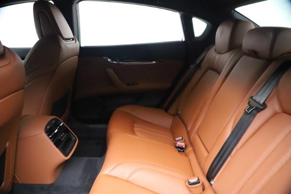 New 2020 Maserati Quattroporte S Q4 GranSport for sale $120,285 at Alfa Romeo of Westport in Westport CT 06880 19