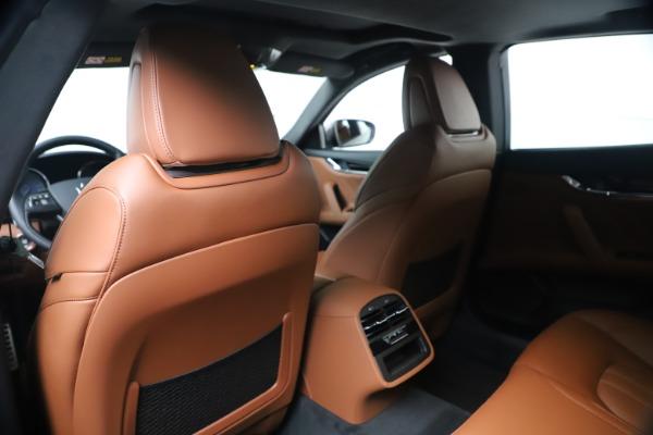 New 2020 Maserati Quattroporte S Q4 GranSport for sale $120,285 at Alfa Romeo of Westport in Westport CT 06880 20