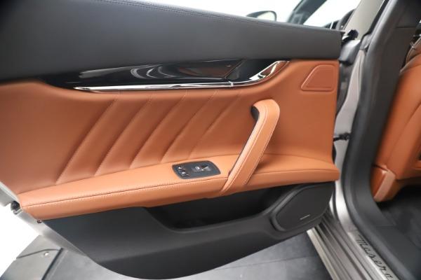 New 2020 Maserati Quattroporte S Q4 GranSport for sale $120,285 at Alfa Romeo of Westport in Westport CT 06880 21