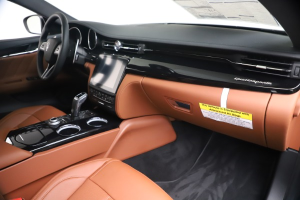 New 2020 Maserati Quattroporte S Q4 GranSport for sale $120,285 at Alfa Romeo of Westport in Westport CT 06880 22