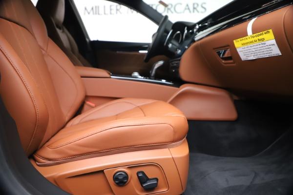 New 2020 Maserati Quattroporte S Q4 GranSport for sale $120,285 at Alfa Romeo of Westport in Westport CT 06880 23
