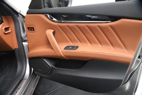 New 2020 Maserati Quattroporte S Q4 GranSport for sale $120,285 at Alfa Romeo of Westport in Westport CT 06880 25