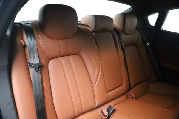 New 2020 Maserati Quattroporte S Q4 GranSport for sale $120,285 at Alfa Romeo of Westport in Westport CT 06880 26