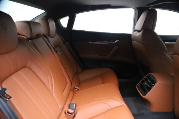 New 2020 Maserati Quattroporte S Q4 GranSport for sale $120,285 at Alfa Romeo of Westport in Westport CT 06880 27