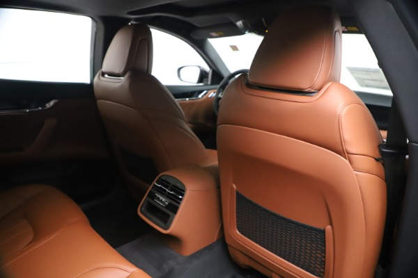 New 2020 Maserati Quattroporte S Q4 GranSport for sale $120,285 at Alfa Romeo of Westport in Westport CT 06880 28