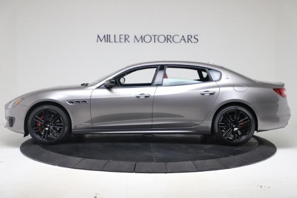 New 2020 Maserati Quattroporte S Q4 GranSport for sale $120,285 at Alfa Romeo of Westport in Westport CT 06880 3