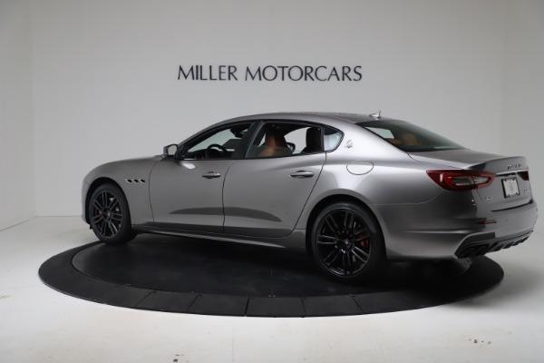 New 2020 Maserati Quattroporte S Q4 GranSport for sale $120,285 at Alfa Romeo of Westport in Westport CT 06880 4