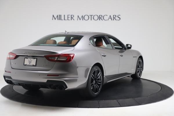 New 2020 Maserati Quattroporte S Q4 GranSport for sale $120,285 at Alfa Romeo of Westport in Westport CT 06880 7