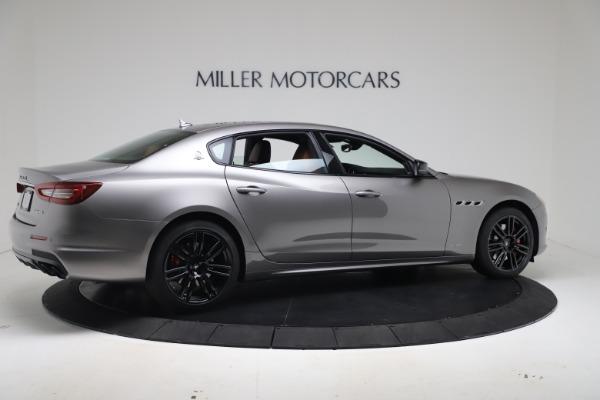 New 2020 Maserati Quattroporte S Q4 GranSport for sale $120,285 at Alfa Romeo of Westport in Westport CT 06880 8