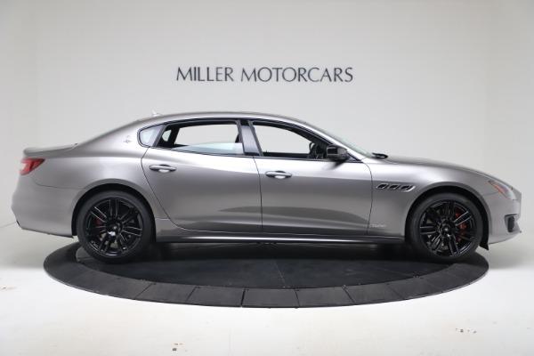 New 2020 Maserati Quattroporte S Q4 GranSport for sale $120,285 at Alfa Romeo of Westport in Westport CT 06880 9