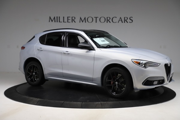 New 2020 Alfa Romeo Stelvio Ti Q4 for sale Sold at Alfa Romeo of Westport in Westport CT 06880 10