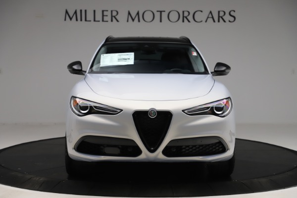 New 2020 Alfa Romeo Stelvio Ti Q4 for sale Sold at Alfa Romeo of Westport in Westport CT 06880 12