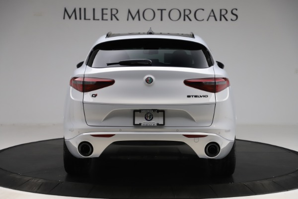 New 2020 Alfa Romeo Stelvio Ti Q4 for sale Sold at Alfa Romeo of Westport in Westport CT 06880 6