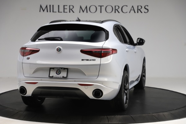 New 2020 Alfa Romeo Stelvio Ti Q4 for sale Sold at Alfa Romeo of Westport in Westport CT 06880 7
