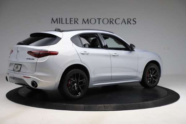 New 2020 Alfa Romeo Stelvio Ti Q4 for sale Sold at Alfa Romeo of Westport in Westport CT 06880 8