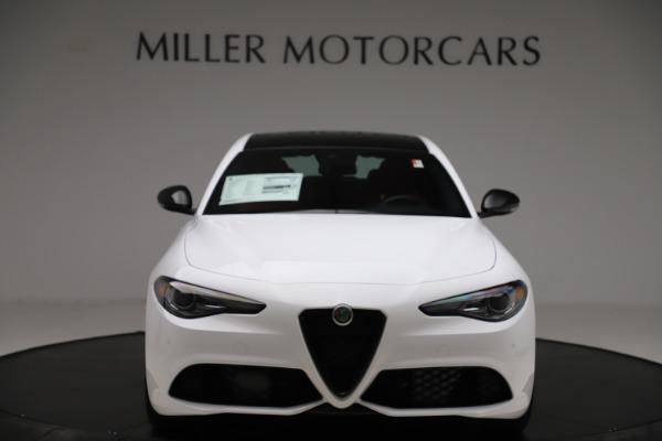 New 2020 Alfa Romeo Giulia Ti Sport Q4 for sale $51,995 at Alfa Romeo of Westport in Westport CT 06880 12