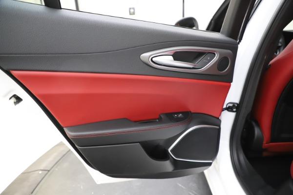 New 2020 Alfa Romeo Giulia Ti Sport Q4 for sale $51,995 at Alfa Romeo of Westport in Westport CT 06880 22