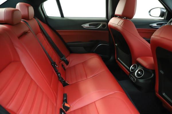 New 2020 Alfa Romeo Giulia Ti Sport Q4 for sale $51,995 at Alfa Romeo of Westport in Westport CT 06880 28