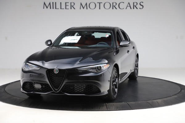 New 2020 Alfa Romeo Giulia Ti Sport Q4 for sale $52,595 at Alfa Romeo of Westport in Westport CT 06880 1