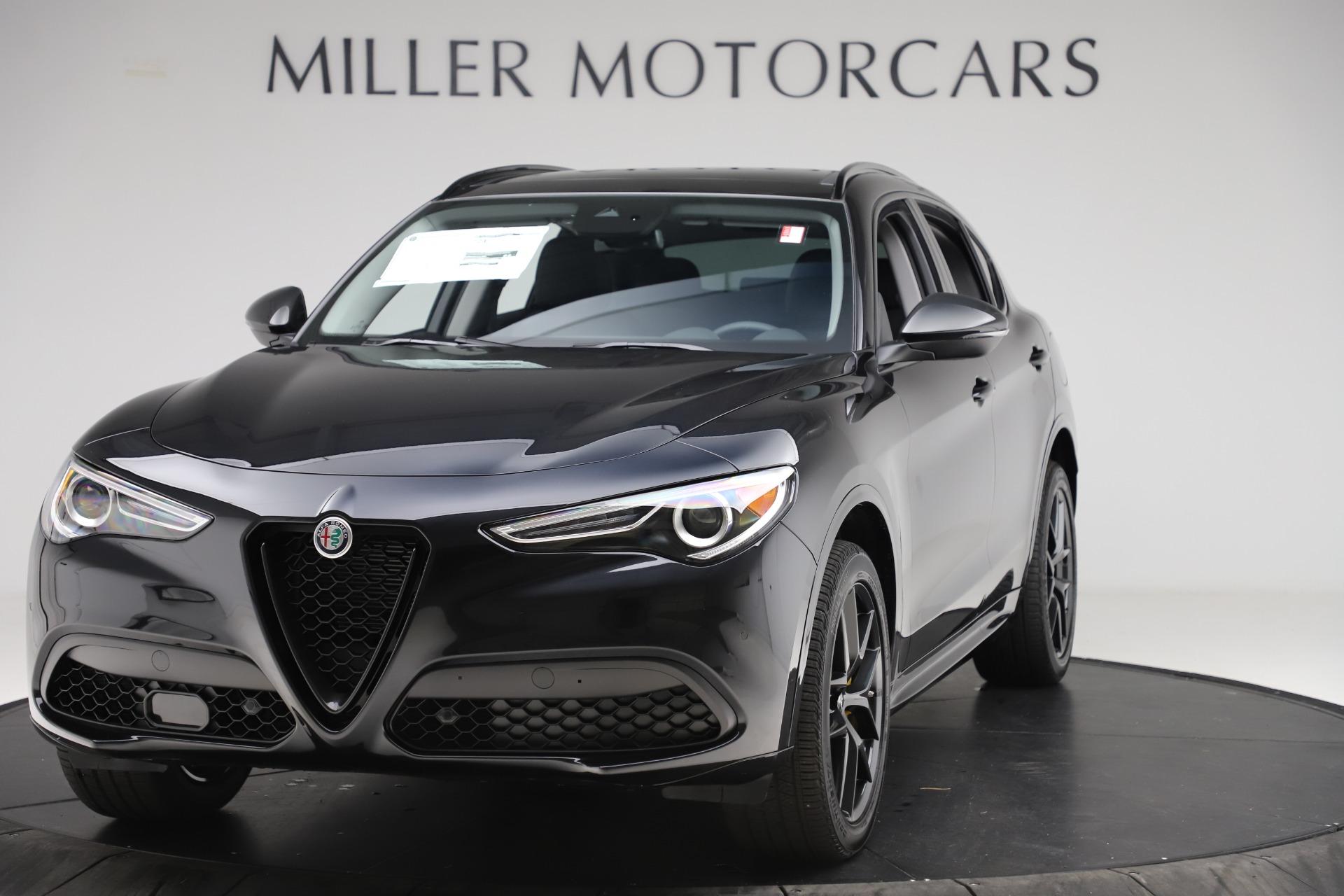 New 2020 Alfa Romeo Stelvio Sport Q4 for sale $50,795 at Alfa Romeo of Westport in Westport CT 06880 1